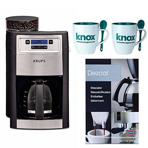 Amazon.com: Krups km785d50 automático programable Grind y ...