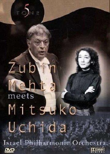 Zubin Metha Meets Mitsuko Uchida by Cascade (Mvd)