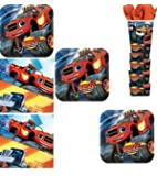 Blaze and the Monster Machines Party Pack for 16 guests