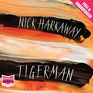 Tigerman Audiobook by Nick Harkaway Narrated by Matt Bates