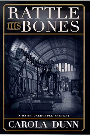 book cover of Rattle His Bones