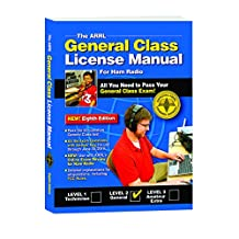 The ARRL General Class License Manual: For Ham Radio