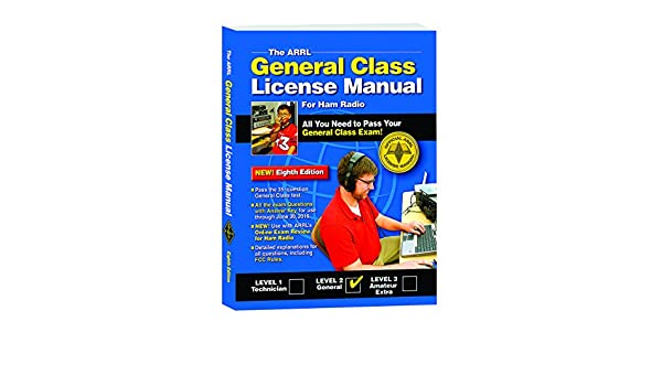 General amature radio license requirements