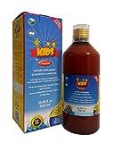 Ceregumil Kids Algae Omega 3 DHA Liquid Daily Multivitamin w/...