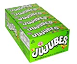 Jujubes Candy 1.5oz (Pack of 24)