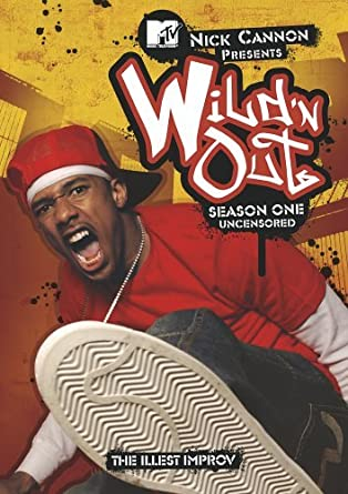 8fe3ade4715 Amazon.com  Nick Cannon Presents  Wild  N Out - Season One  DVD ...