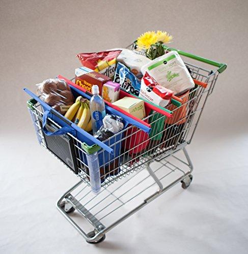 Reusable Grocery Cart Bags - 8