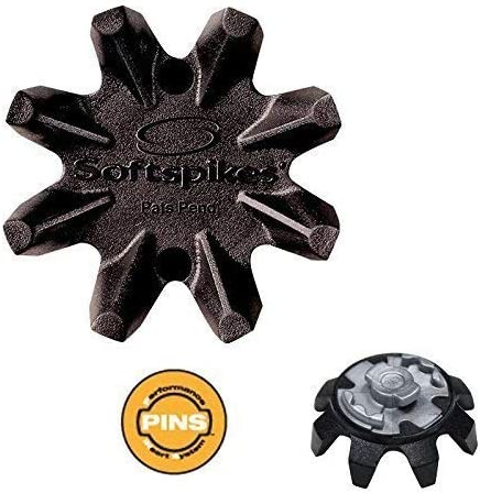 borroso poetas Pepino  Black Widow Soft Spikes for Adidas golf shoes PINS Thread x 20:  Amazon.co.uk: Sports & Outdoors