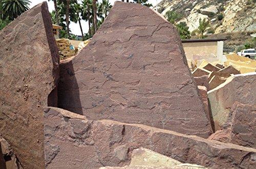 reptile-terrarium-aquarium-natural-sandstone-flagstone-ledge-rock-brown