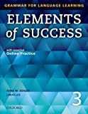 img - for Elements of Success Student Book 3 book / textbook / text book