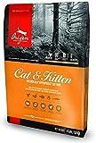 Orijen Dry Cat and Kitten Food 4 Pound Bag,