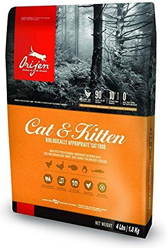 Orijen Cat And Kitten Dry Cat Food