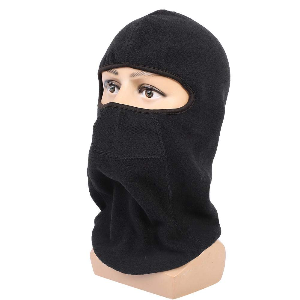 Tactical Balaclava Hood Motorcycle Neck Warmer for Snowboard Hiking Cycling Helmet Liner Outdoors Dilwe Windproof Ski Mask