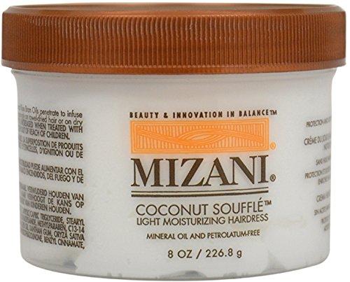 Mizani Coconut Souffle Light Moisturizing Hairdress 8 oz -- Conditions and soften hair
