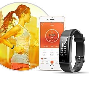 793ab6368555b Acheté pour l anniversaire d une amie elle est ravi. Ce gadget est parfait  pour les sportifs et ainsi que pour les personnes qui veulent rester  connecté ...