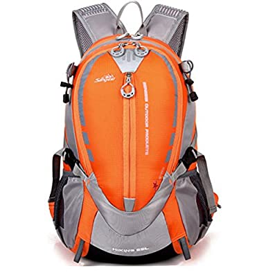 PioneerHiker 25L Lightweight Water-resistant Small Hiking Daypack Backpack for Outdoor Hiking Cycling School Camping Sports Travel