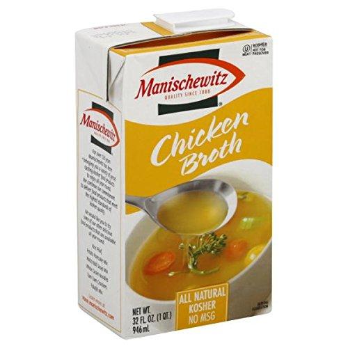 Manischewitz Broth Chicken All Natural, 32 lb ()