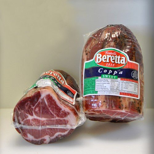 Coppa Ham by Beretta - Sweet (1 pound)