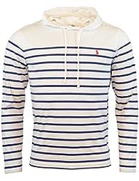 Men's Jersey Knit Hoodie Long Sleeve Tee