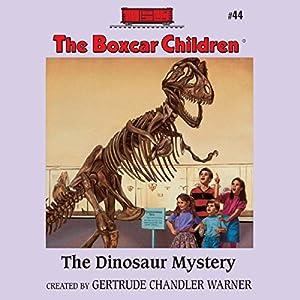 The Dinosaur Mystery Audiobook