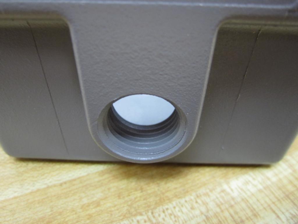 Signal Division Wb Series B Gray Weatherproof Box 2 Deep Metalic Enerlites Telephone Wall Jacks 1 Gang 6611w Wiring Devices Industrial Scientific