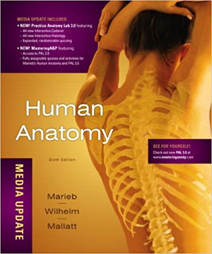 Human Anatomy, Media Update Plus MasteringA&P with eText -- Access ...