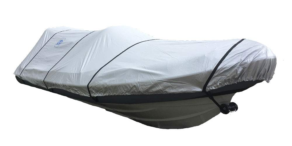 Ducksback 20-22 ft heavy duty waterproof boat cover RIB trailer Sport