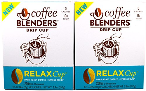 Coffee Blenders Relax Pour Over Drip Cups (Pack Of 2)
