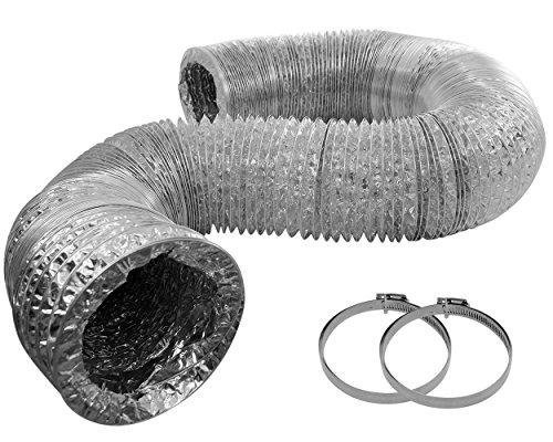 4 insulated exhaust duct - 2