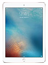 iPad Pro MM172CL/A (MM172LL/A) 9.7-inch (32GB, Wi-Fi, Rose Gold) 2016 Model