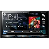 Pioneer AVHX5700BHS Double-DIN DVD Receiver with 7-Inch Motorized Display, Bluetooth, Siri Eyes Free, SiriusXM-Ready, HD Radio, Android Music Support, Pandora, and Dual Camera Inputs (Discontinued by Manufacturer)