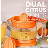 Dash Citrus Juicer Extractor: Compact Juicer for
