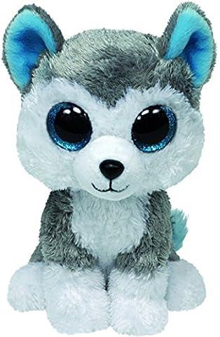 Ty Beanie Boos Buddies Slush husky Large Plush (Ty Stuffed Husky)