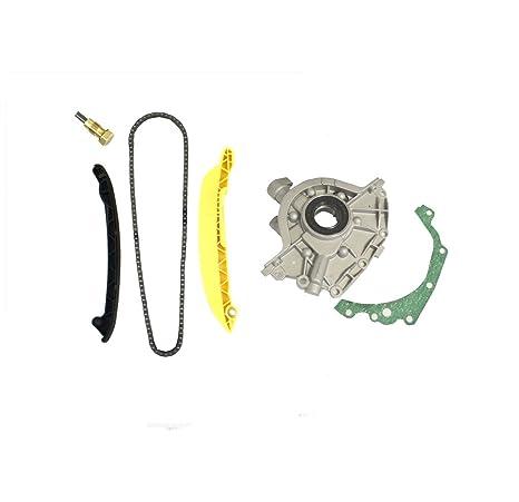 Ford Fiesta Ka 1.6L de mensajería SOHC Motor Kit de Correa de distribución y aceite