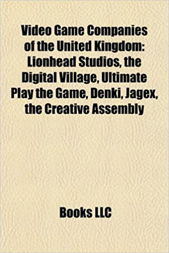 Video game companies of the United Kingdom: Lionhead Studios ...