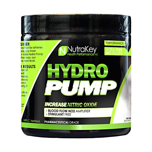 Nutrakey Hydro Pump Nutrition Mixer, Unflavored