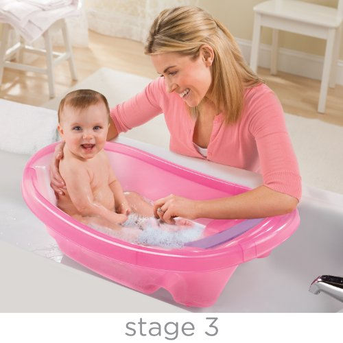 summer infant bath tub how to use