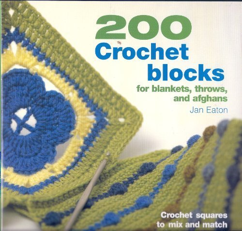 (200 Crochet Blocks)