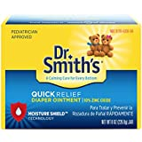 Dr. Smiths Quick Relief Diaper Rash Ointment, 8 ounce