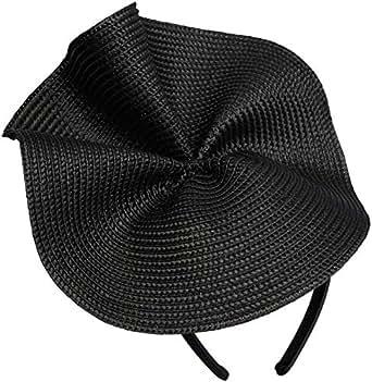 Morgan & Taylor Women's Zaria Fascinator, Black, One Size