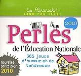Perles de l'Education Nationale 2010
