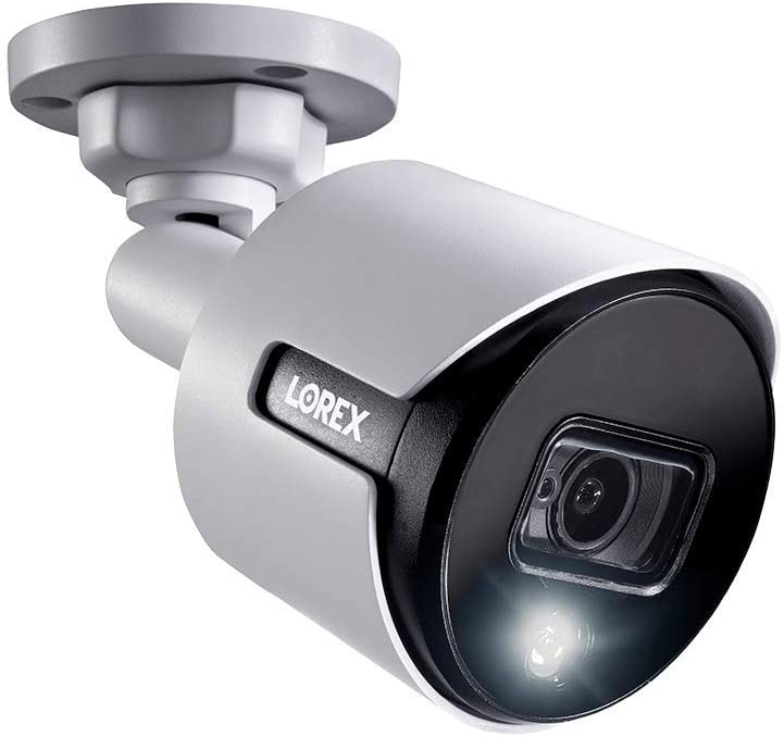 Lorex C581DA 5MP HD Active Deterrence Security Camera Works with Select Lorex DVR s See Details for Compatibility