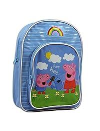 Peppa Pig & George Pig Backpack | George & Peppa Pig Rucksack