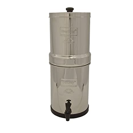 Amazoncom Big Berkey With 4 9 British Berkefeld Ceramic