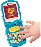 Fisher-Price Peek-a-Boo Friends Friendly Flip Phone