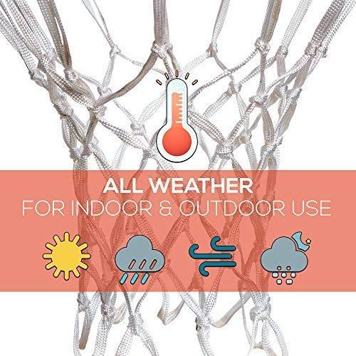 Amazon com : BETTERLINE Heavy Duty Basketball Net