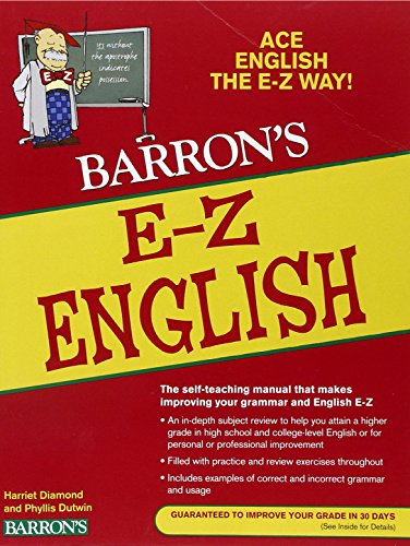 E-Z English (Barron's E-Z Series)