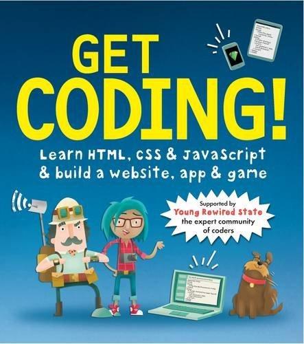 Librarika: Get Coding!: Learn HTML, CSS & JavaScript