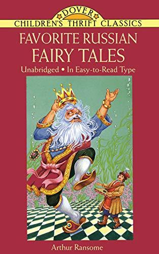 Favorite Russian Fairy Tales -