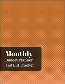 monthly budget planner and bill tracker with calendar 2018 2019
